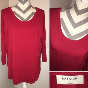 BABATON | ARITZIA | Long sleeve blouse